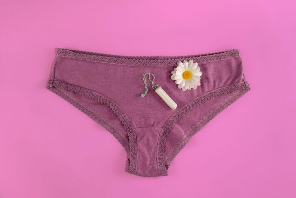 Des culottes menstruelles et anti-fuite