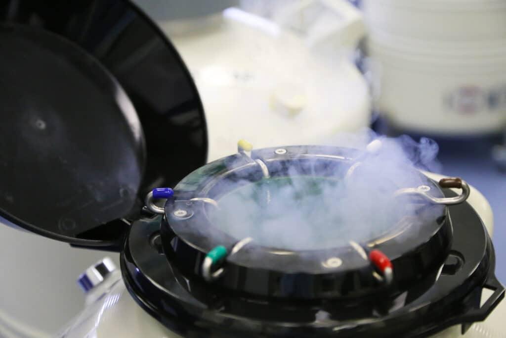 En quoi consiste la congélation d'ovocytes?