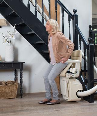 Quelles sont les aides pour un Monte-escalier ?