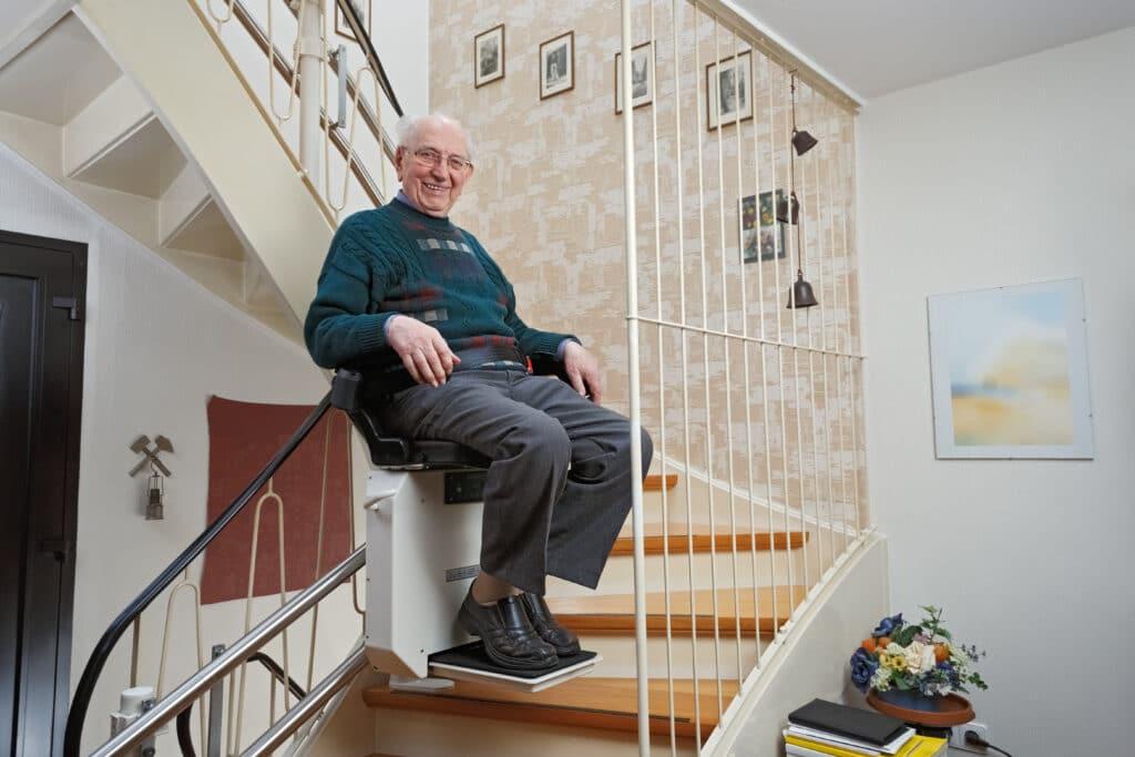 Quel type de monte escalier choisir ?