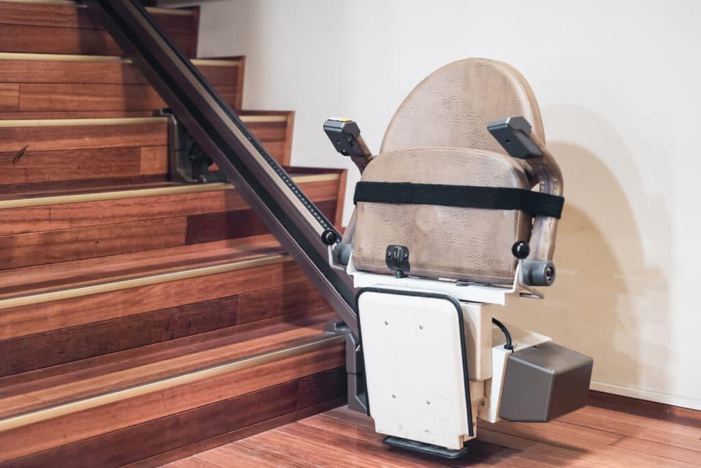 Comment installer un Monte-escalier ?