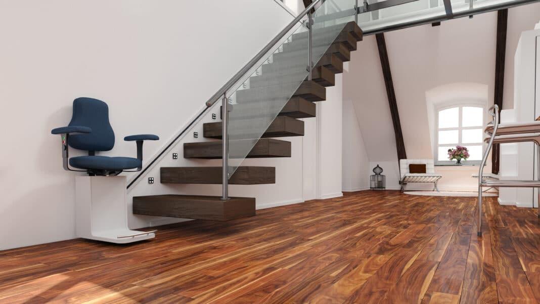 Comment installer un monte-escalier chez soi ?